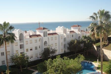 La Cala del Moral,  económico, vistas al mar - Málaga