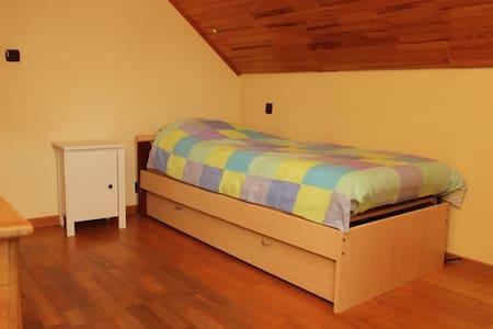 Chambre, endroit calme et verdoyant - Bed & Breakfast