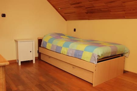 Chambre, endroit calme et verdoyant - Szoba reggelivel