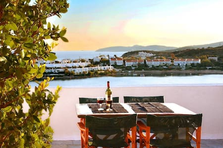 Athens Seaview house, 6 people just 30' to Airport - Haus