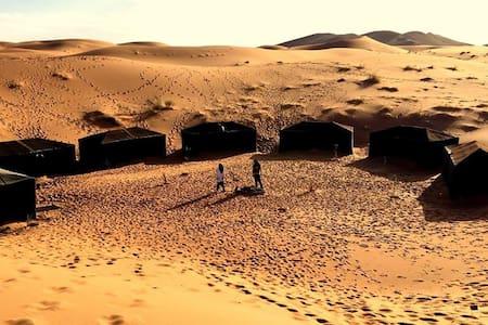 Nomadic Desert Camp - Bed & Breakfast