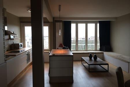 Skyline Antwerpen Appartement 9C - Antwerpen - Apartment