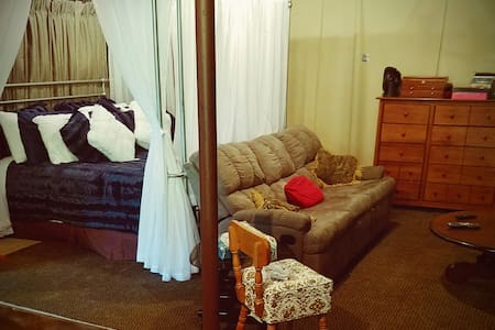 Cozy, private, with fireplace Near U of MN - Roseville - Haus