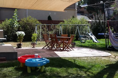 Family friendly place suited for young kids! - Huis