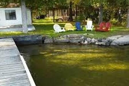 Beautiful Balsam Lake Retreat - Kirkfield - Kisház