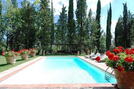 Villa San Martino 6-8 people - Greve in Chianti - Villa