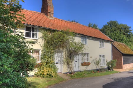 2 Cottages next to each other 20 mins to Cambridge - Fowlmere - Outro