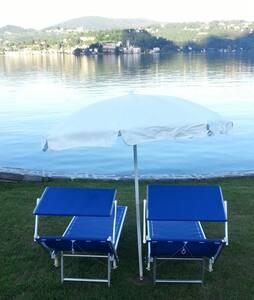 Relax sul lago d'Orta 4 pax - Pella - Wohnung