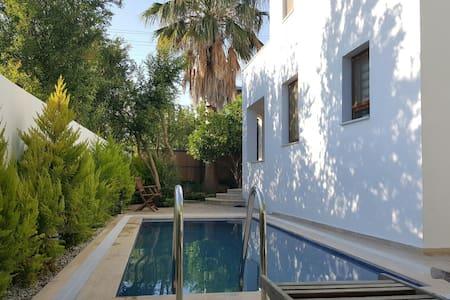 Bodrum Turgutreis villa with pool - House