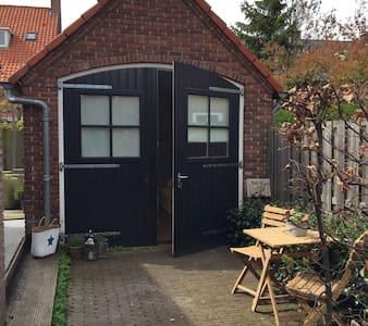 Vrijstaande studio in Overveen - Overveen - Cabin