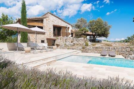 Les Hauts de Valségure - Villa Alésia - Ampus - Huis