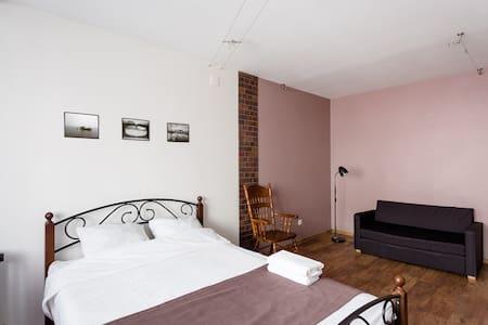 Апартаменты на Щетинина 4 - Vologda - Lejlighed