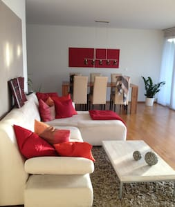 1 room with a double-bed - Wetzikon - Apartment