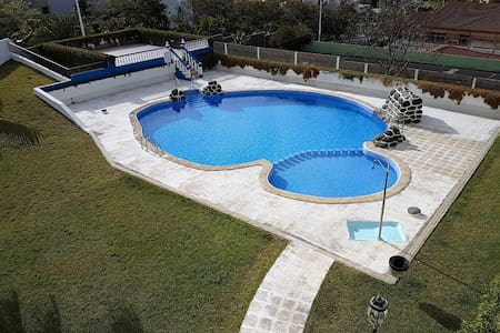 Con piscina, vistas y maravillosa terraza. - Puerto de la Cruz