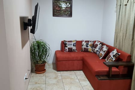 1st floor Volcano view Fully equipped apartment - La Fortuna - Apartment