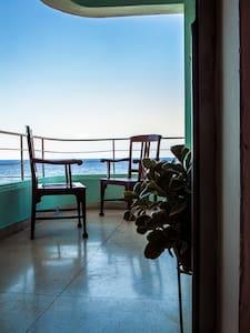 Vista al Malecón de La Habana, un pedazo de cielo - Wohnung
