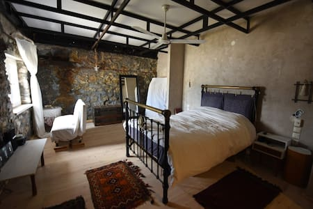 PrivateRoom in an old factory house - Floka - Bed & Breakfast