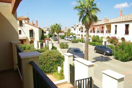 Ayamonte Costa Esuri Golf sunny Townhouse - Ayamonte - Townhouse