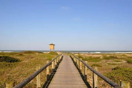 Apartamento de praia e negócio (Beach apartment) - Apartamento