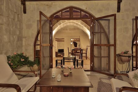 A cave house with happy memories - Appartement