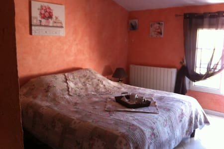 chambres d hotes les pinsons - Bed & Breakfast