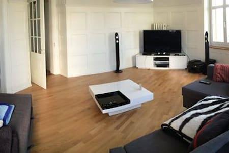 Privatzimmer in schöner  Jugendstilwohnung - Apartament