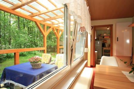 Ferienhaus am Bärwalder See - Casa