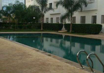 Appartement à proximité de la plage - skhirat - Pis