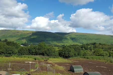 Farm - West Highland Way (first floor room) - Strathblane - Casa