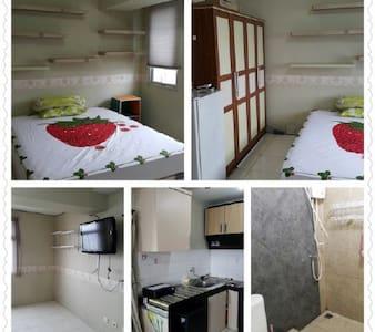 Apartment Cheap, Direct Toll to Jakarta-Tangerang - Apartmen