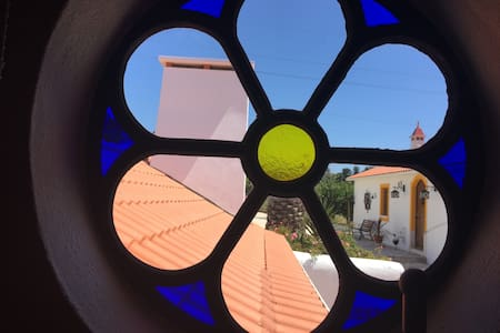 Pacific - Quinta Do Bom Vento luxury 2 bed cottage - Hus