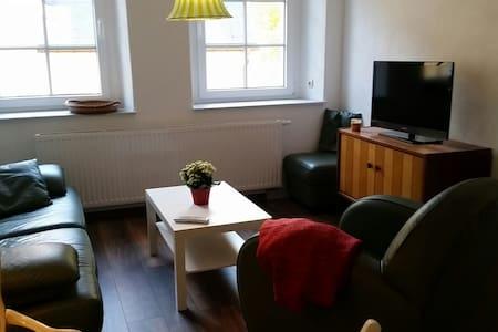 Neue Ferienwohnung in der Altstadt - Apartmen