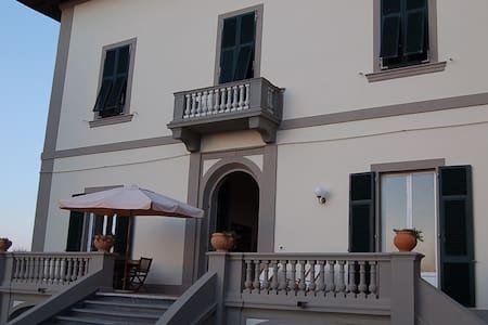 Appartamento in Villa fronte mare - Lägenhet