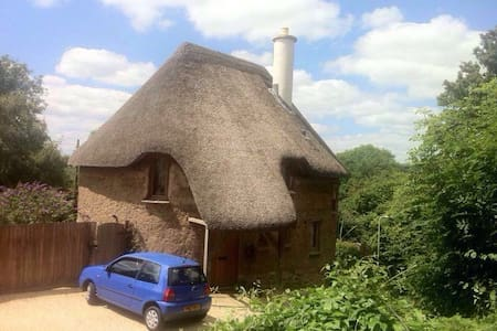 Lovely cob house & breakfast - Dartington
