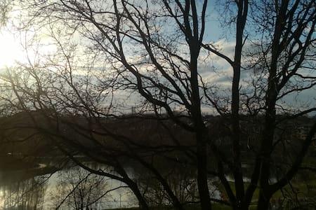 Appartement avec vue sur le lac - Ottignies-Louvain-la-Neuve - Apartment