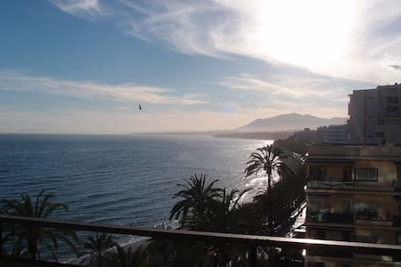 SKOL 507 centre beach views WIFI - Marbella - Apartment
