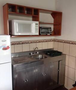 Acogedor Apartamento 1 dorm, 1 baño, 1 parqueo - San Isidro de El General - Apartment
