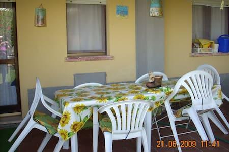 villa panoramica - Squillace