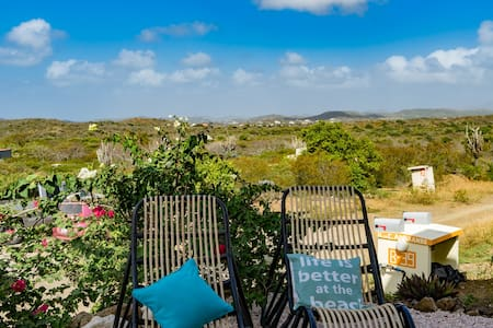 Sonrisa Curaçao, Luna appartement - Bisento - Apartmen