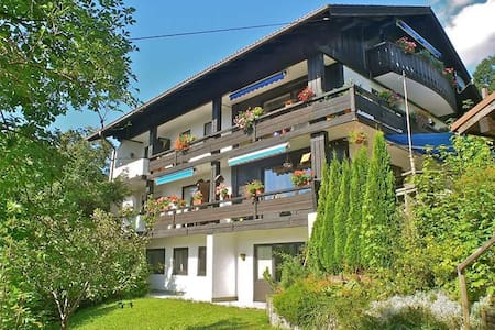 Wohlfühlappartement mit Panoramablick - Appartement