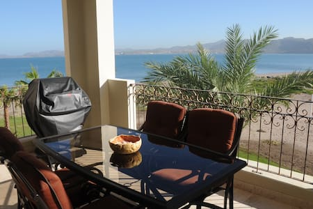Lovely Ocean View 2 Bedroom Condo - La Paz - Apartment