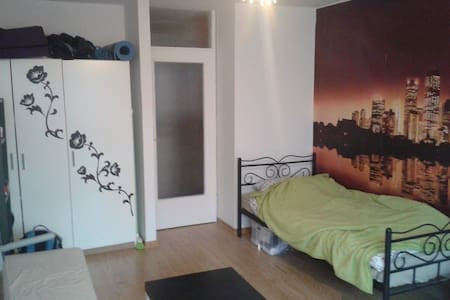 1-room Studio +kitchen and bathroom, Oktoberfest - Apartemen