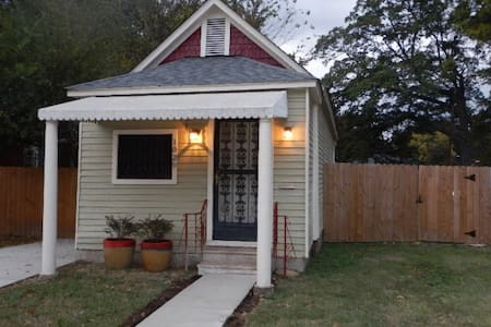 1BR Cozy Cooper Young Home-Former Recording Studio - Memphis