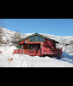 Hytte på Kvamskogen - Apartamento