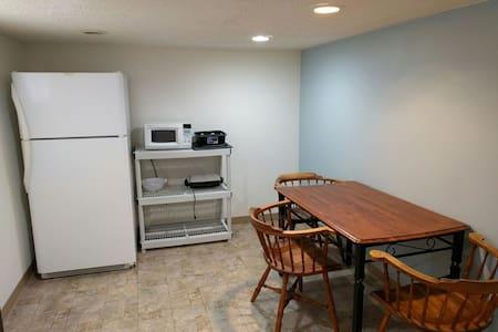 Private Garden-Style Open Basement - Arlington - Apartment