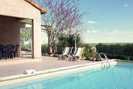 Villa avec piscine privée, environs calme Dordogne - Vila