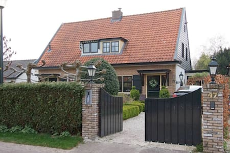 Beautiful house in Blaricum, near Amsterdam - House
