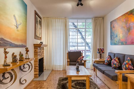 Lovely apartment close to downtown - Colonia Juárez - Appartement