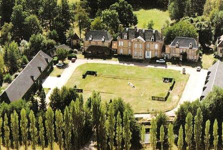 Magnifique Château en Normandie - Şato