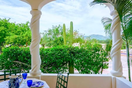 2BED Country Club w/Amenities+Terrace! Near Beach! - Cabo San Lucas - Appartement
